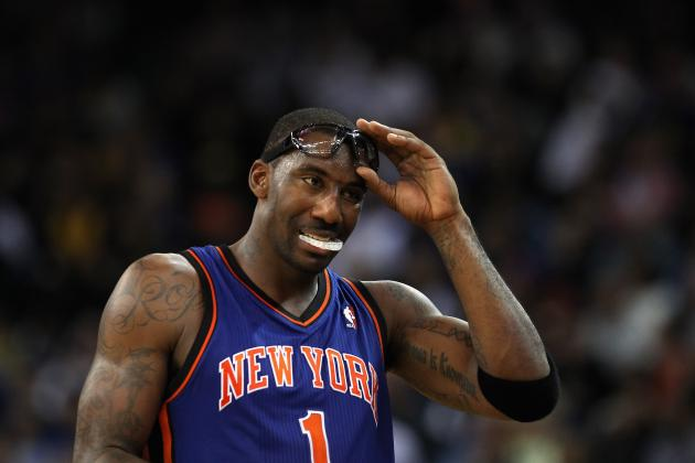 Knicks Rumors: Would New York Benefit from Dealing Amar'e Stoudemire to 76ers?