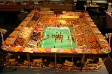Super Bowl Snacks: Stadiums of Gluttony and Drinks You Must Have