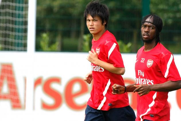 Ryo Miyaichi: Arsenal Winger Set to Leave Gunners on Loan Before Deadline