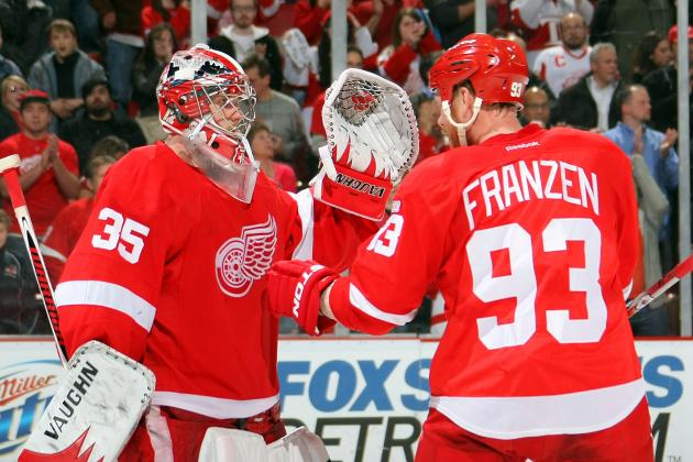 Detroit Red Wings: Goals, Milestones and Records to Be Broken This Season