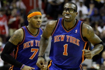 Knicks Rumors: Trading Amar'e Stoudemire Would Help New York