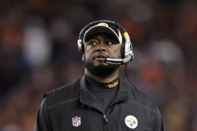 2012 Steelers: Tomlin &  Rooney's High Stakes Gamble  with Running Game