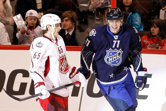 2012 NHL All-Star Game: Evgeni Malkin Is the Best Player in the NHL