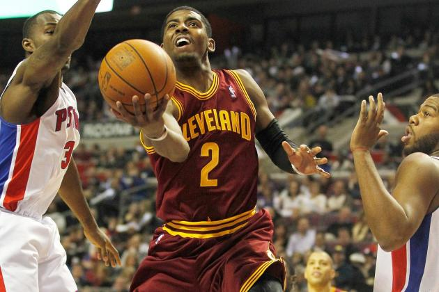Kyrie Irving: Best Rookie Point Guard Since Chris Paul