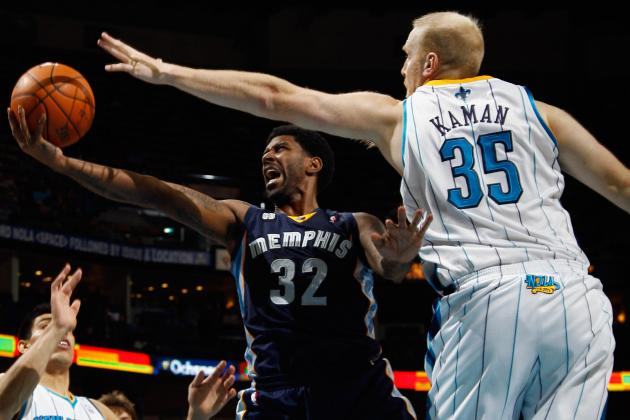 NBA Trade Rumors: Can New Orleans Really Trade Chris Kaman?