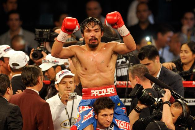 Pacquiao vs. Bradley: A Perfect Tune-Up Bout for Floyd Mayweather in November