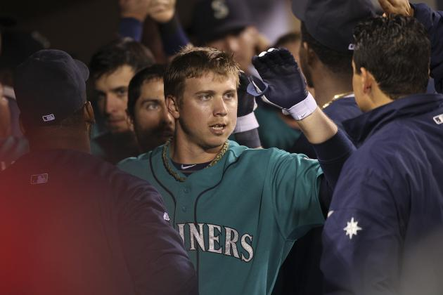 Seattle Mariners: Smoak and Mirrors in 2012 Leads to Sunshine in 2015?