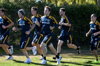 Los Angeles Galaxy: Ins and Outs, January 31, 2012