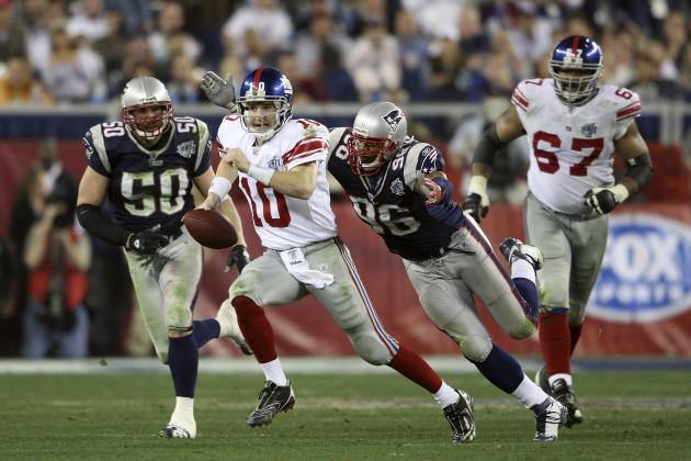 Giants vs. Patriots: 2012 Rematch Will Be Nothing Like 2008 Super Bowl