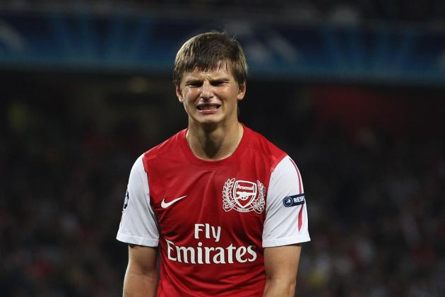 Arsenal Transfer: Is Andrei Arshavin on the Way out of Arsenal at Last?
