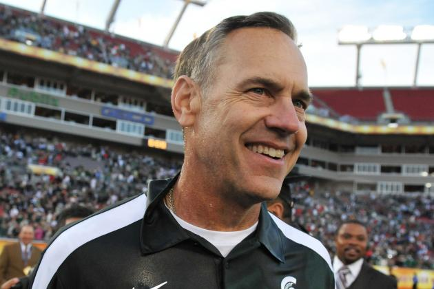 Monty Madaris and 4-Star Safety Demetrious Cox Commit to Michigan State
