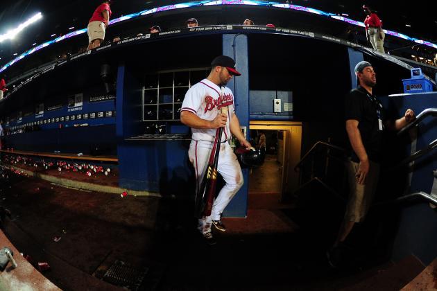 Atlanta Braves Try to Forget Last Season's Dismal Ending