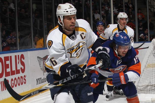 Nashville Predators: Why They Belong Among NHL's Elite