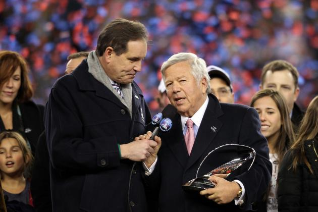 Super Bowl 2012: Memory of the Late Myra Kraft Driving Patriots' Title Run