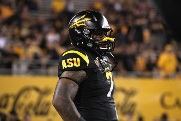 NFL Draft 2012: Vontaze Burfict and Why 'Playing It Safe' Is Most Dangerous