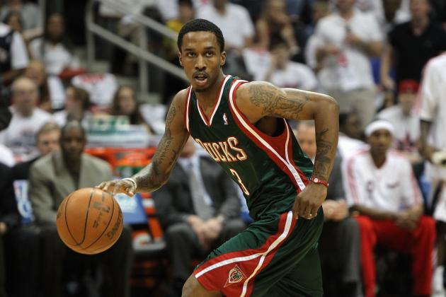 Brandon Jennings Gives Bucks Hope