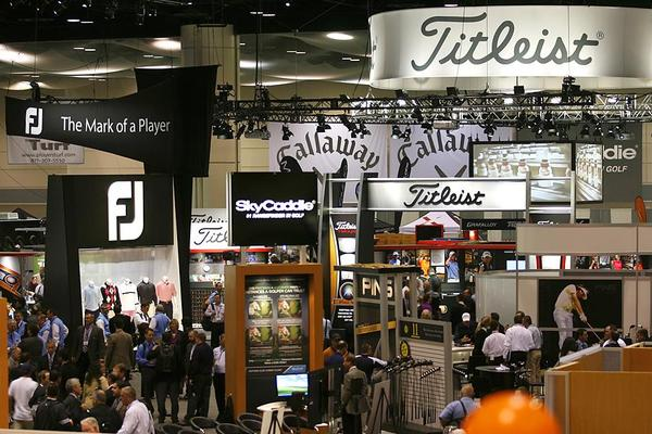 PGA Merchandise Show: Some Cool New Stuff for 2012
