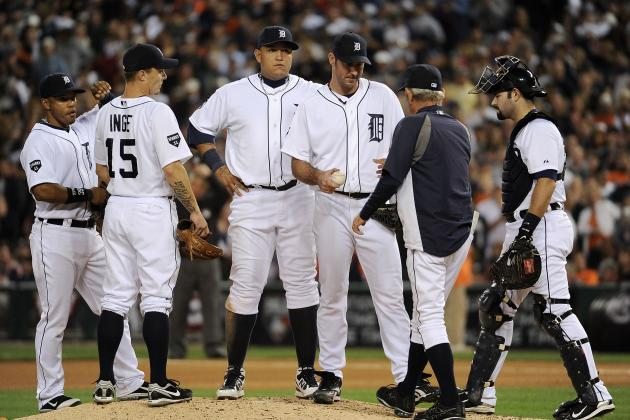 Detroit's Question Mark: Tigers Look to Fill Their Fifth Spot in the Rotation