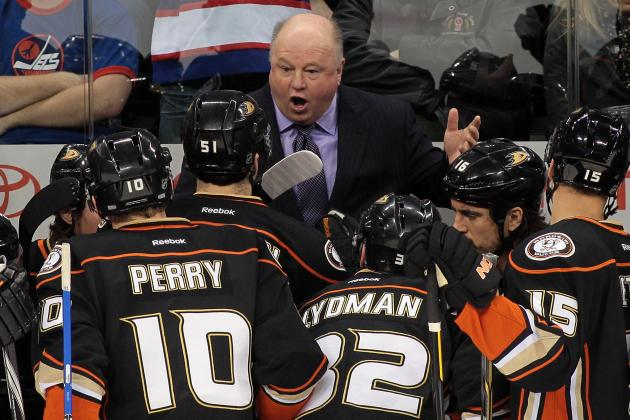 Anaheim Ducks: Bruce Boudreau's Early Coaching Report Card