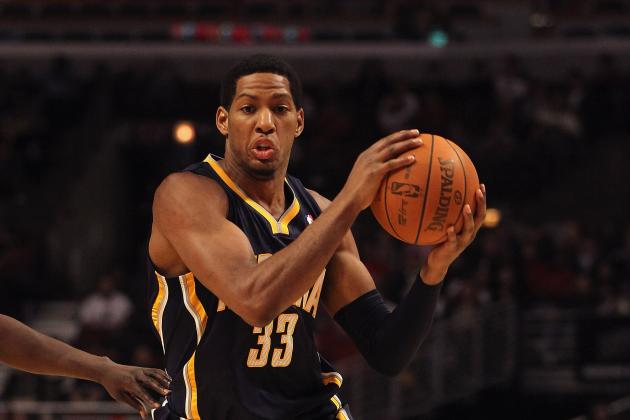 Danny Granger Makes Indiana Pacers Even More Dangerous with Improved Shooting