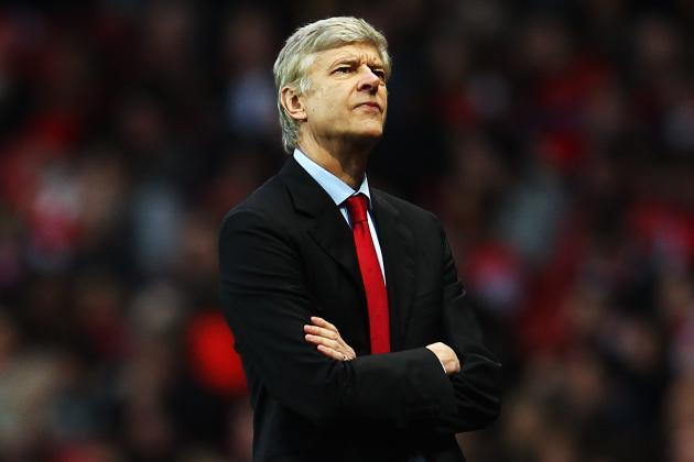 Arsenal Transfers: Arsene Wenger's Empty Shopping Bag a Catastrophe for Gunners