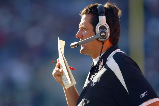 Greg Knapp in Talks to Become Oakland Raiders' Offensive Coordinator