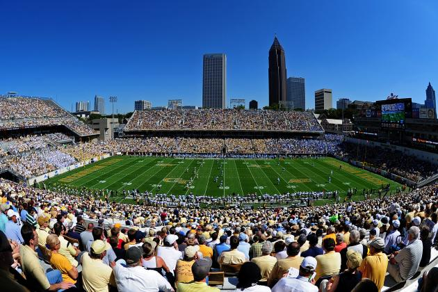 Georgia Tech Football: Spring Game Time/Date Announced