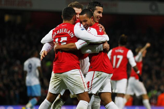 Arsenal vs. Bolton: Arsenal's Premier League Trip to Bolton Wanderers Previewed