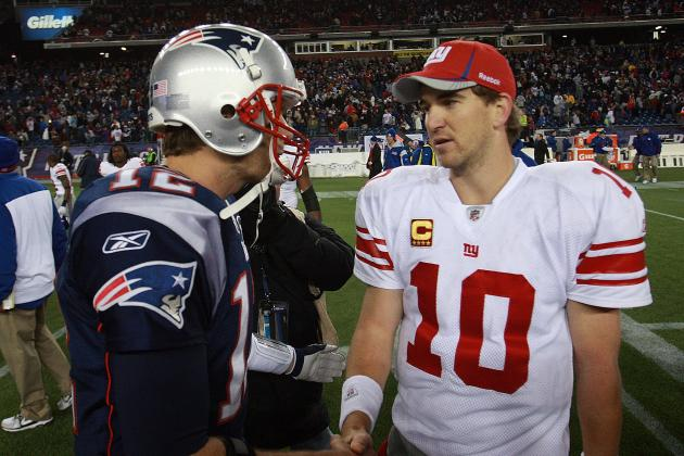 Super Bowl XLVI: Analyzing Eli Manning and Tom Brady's Clutch Factor