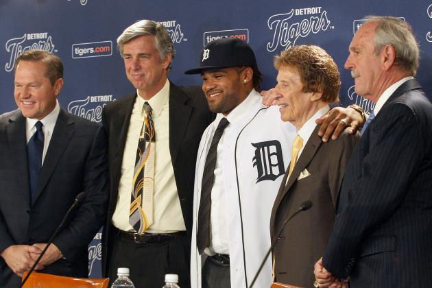 Detroit Tigers: Prince Fielder Deal Challenges Baseball's Best Attractions
