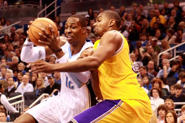 Los Angeles Lakers: The Twin Towers Are Worth Dwight Howard and Stephen Jackson