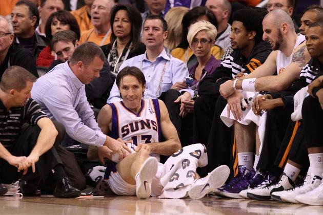 Why the Indiana Pacers Should Pursue Steve Nash