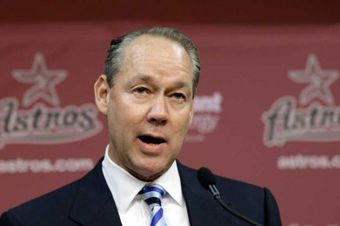 Houston Astros Owner Jim Crane Has Already Hurt Reputation with Fans