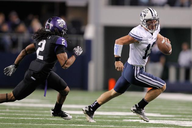 BYU Football 2011 Offensive Report Card: Running Backs, O-Line and Quarterbacks