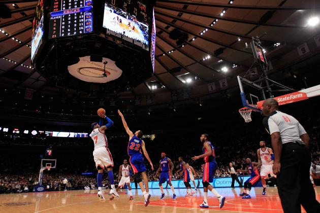 New York Knicks in a Great State of Mind as MSG Prepares for the Chicago Bulls