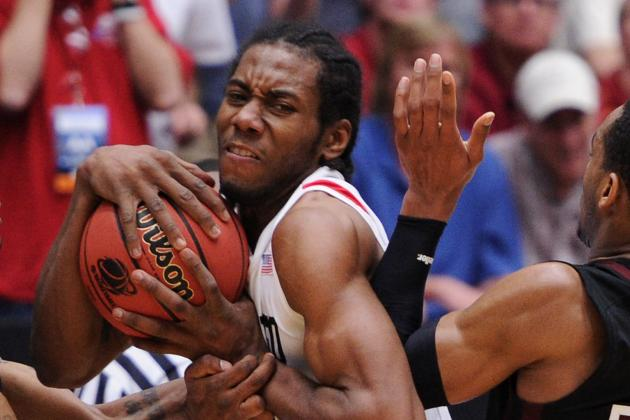 San Antonio Rookie Kawhi Leonard Can Use Former Spur as Defensive Role Model