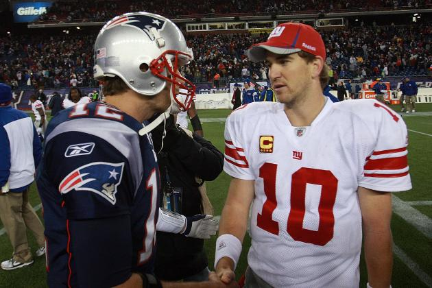 Super Bowl 2012: Does Eli Manning Have an Edge over Tom Brady?