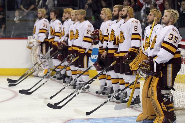 College Hockey Power Rankings: UMD Bulldogs Stumble but Remain No. 1