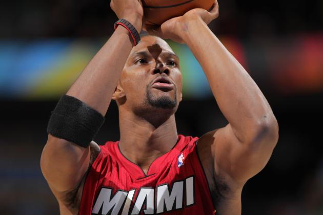 Why Chris Bosh's Jump Shot Is Miami Heat's Newest Weapon