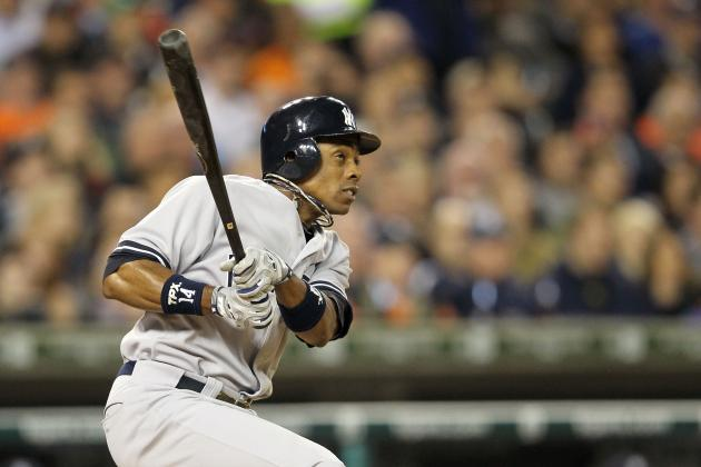 Fantasy Baseball 2012: Curtis Granderson Is a Risky Early 2nd-Round Pick