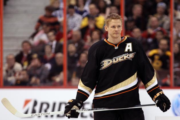NHL Trade Rumors: Anaheim Ducks Would Be Crazy to Deal Corey Perry to Canucks