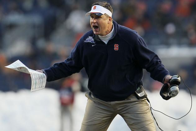 Follow the Syracuse Orange National Signing Day