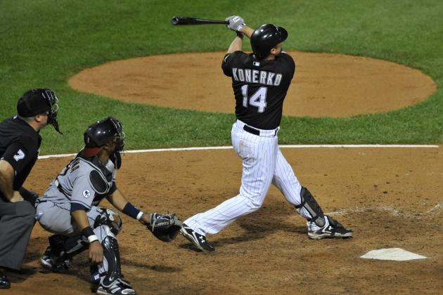 Paul Konerko: Can the Chicago White Sox Slugger Stay Productive Past Age 35?