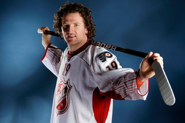 Scott Hartnell: At the Hart of 2012 NHL All-Star Weekend
