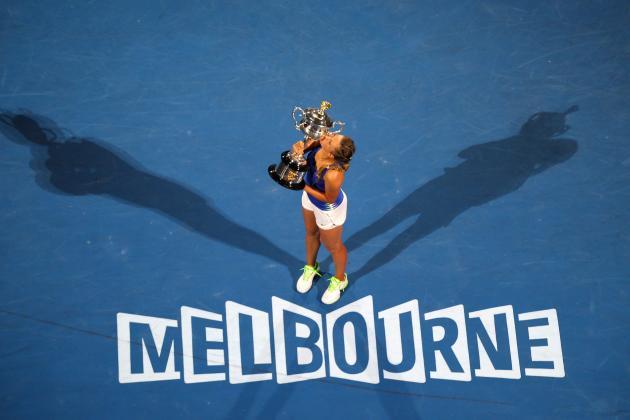 Victoria Azarenka: Will She Become the Next Novak Djokovic of the Women's Tour?