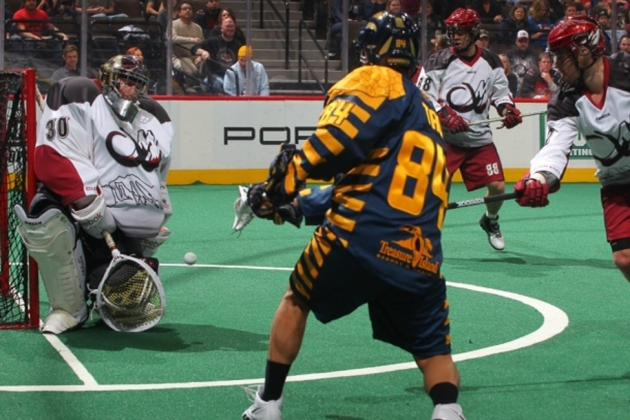 National Lacrosse League 2012: Week 5 Preview and Predictions