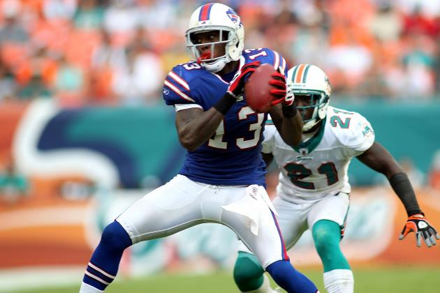 2012 NFL Free Agency: Stevie Johnson and 4 Players the Buffalo Bills Must Retain