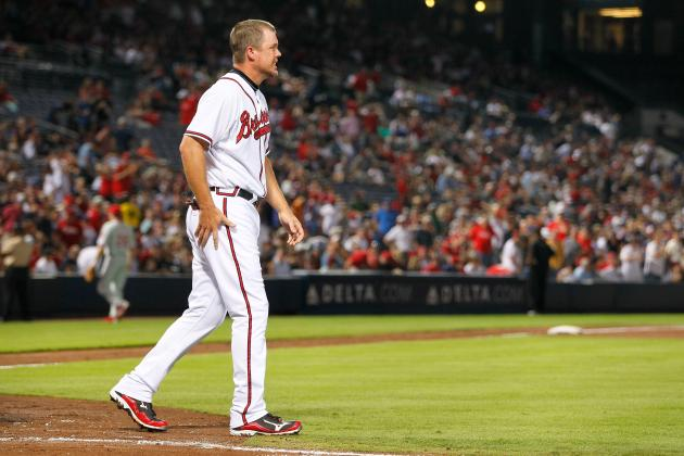 Atlanta Braves Third Baseman Chipper Jones Not Ready to Retire Just Yet
