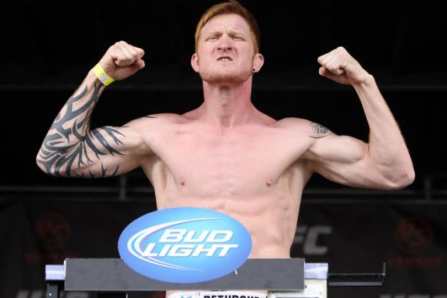UFC 143 Star Ed Herman: