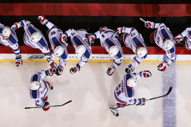Rangers' Line Schemes: How the Rangers' Lines Should Start Every Game